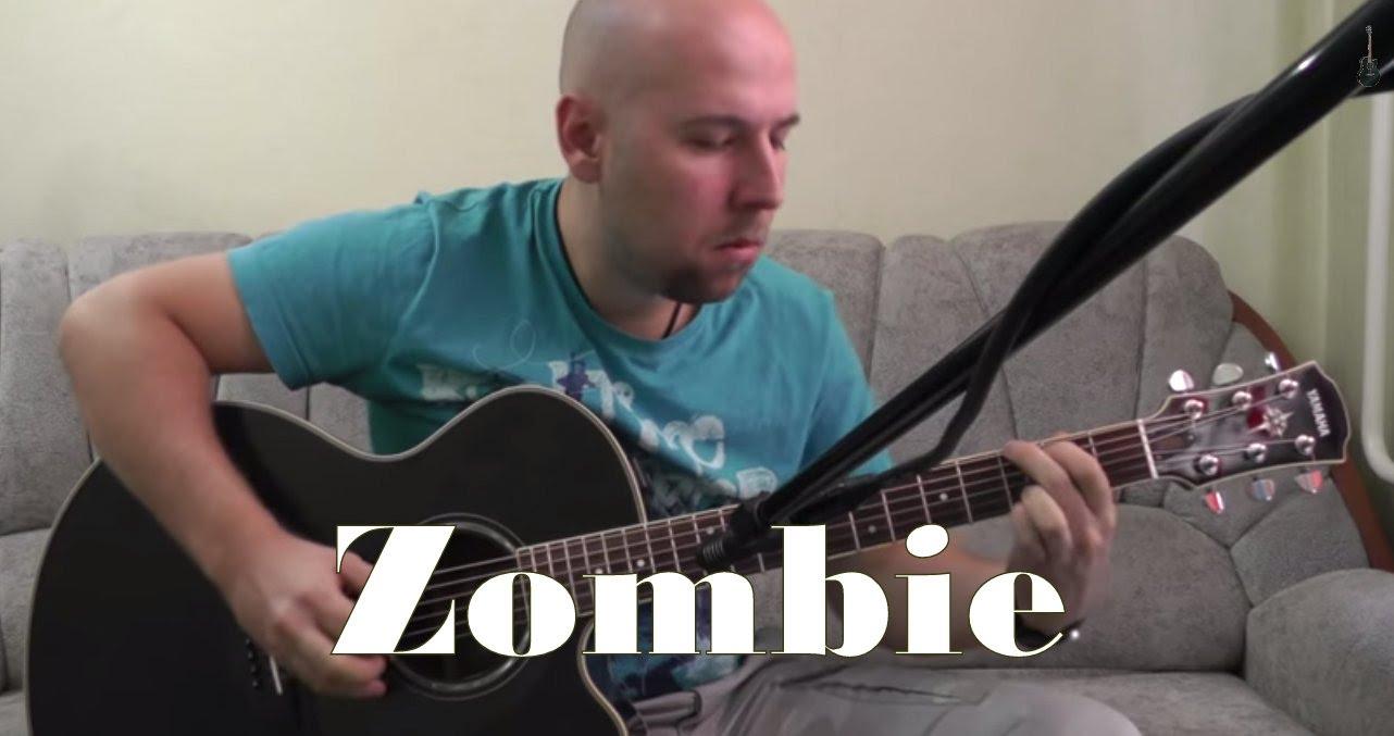 Cranberries - Zombie (Fingerstyle)